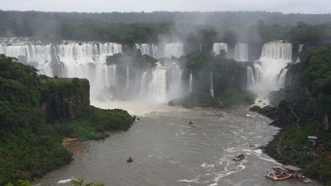 Cascate Iguazi