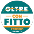 Logo OLTRE con Fitto Perrino sindaco