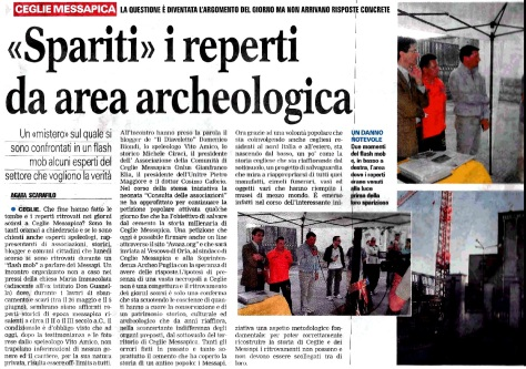 Flash Mob arche Gazzetta 1