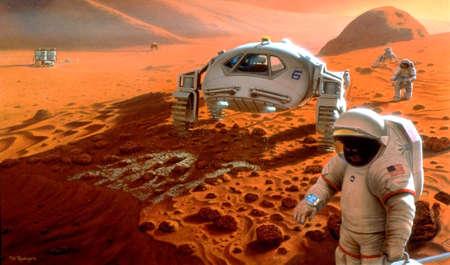 Mandiamoli su Marte!