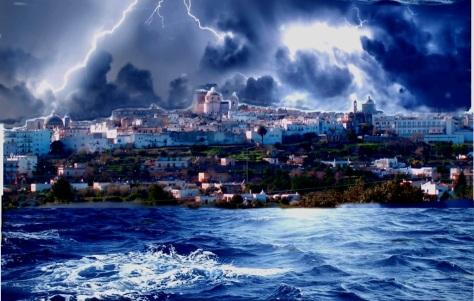 Ceglie tempesta