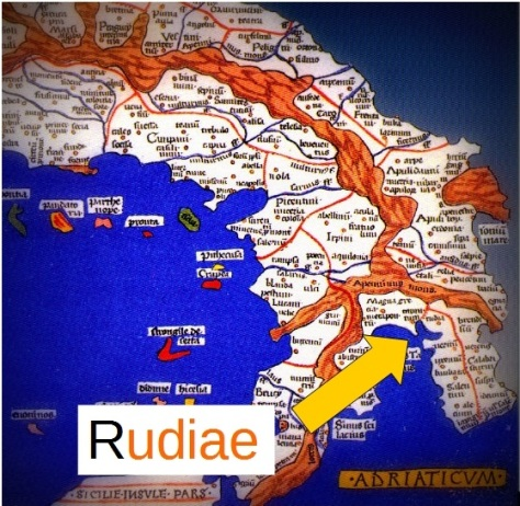 Rudiae