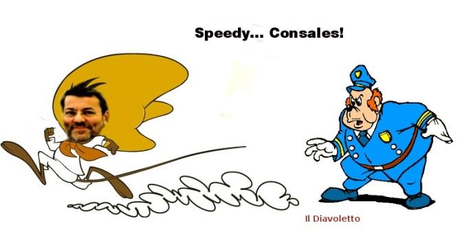 Speedy Consales!