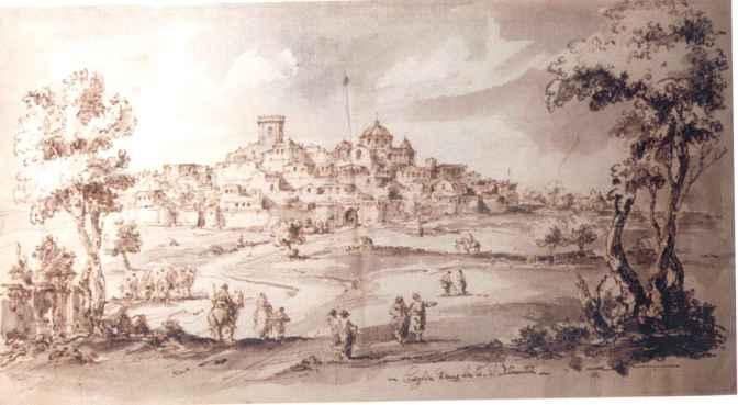 Forse non tutti sanno che… nell'Ottocento Ceglie era più grande di Brindisi!