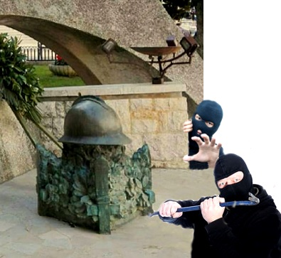 Monumento ladri