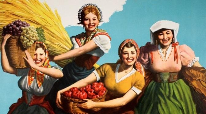 Ottima … per raccogliere i pomodori