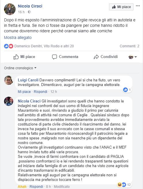 Nicola VS Luigi
