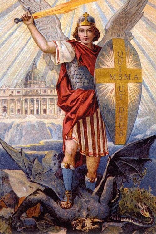 San Michele protettore degli ulivi